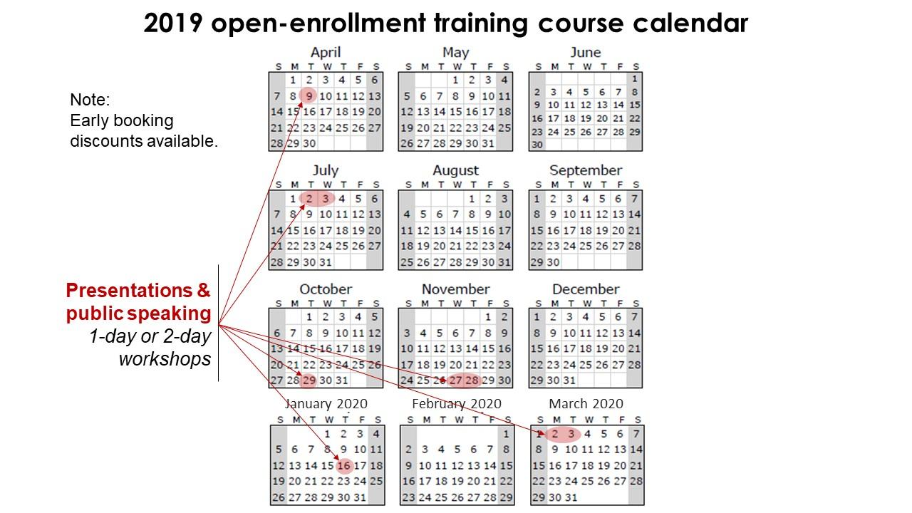 1 & 2-Day Workshops