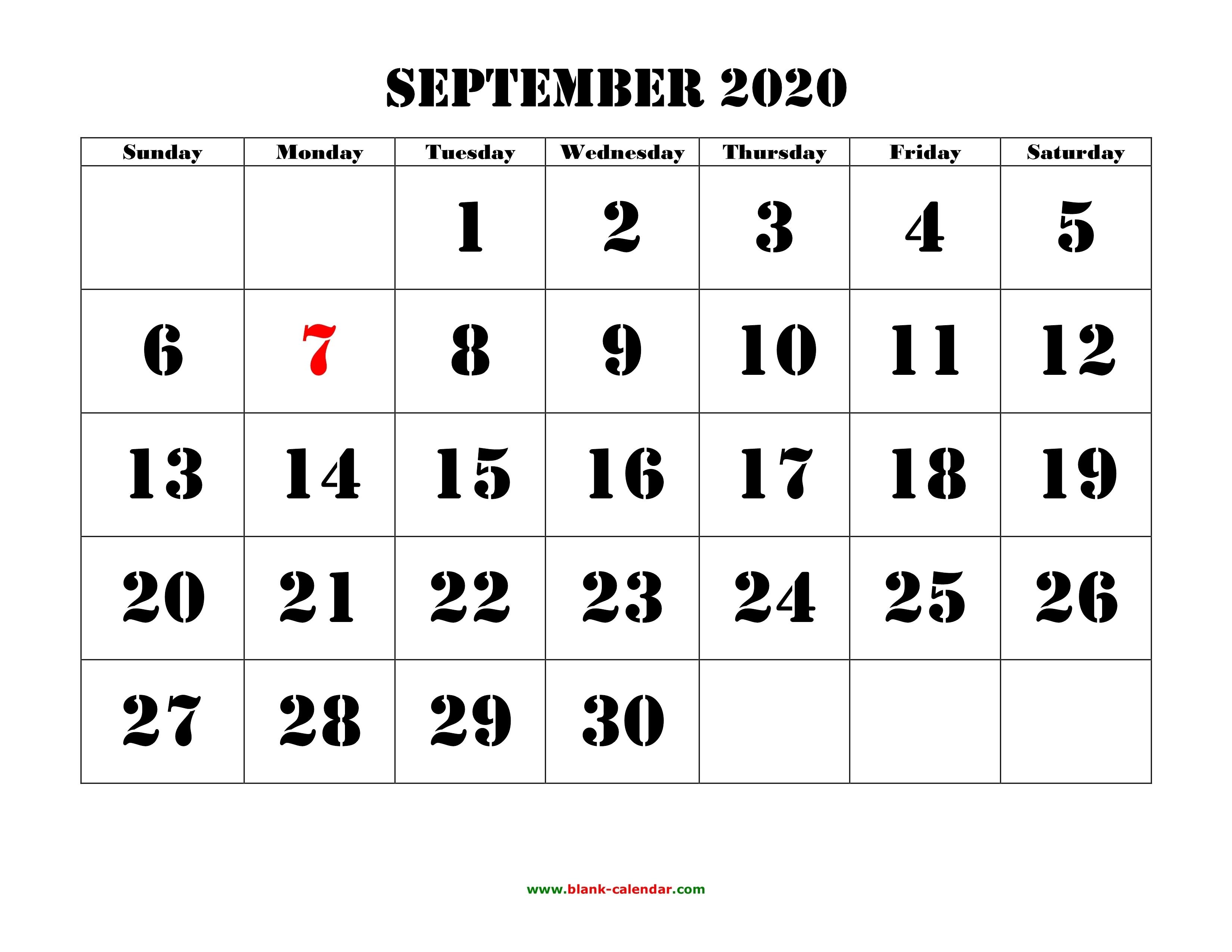 2020 Calendar Barbados – Get Your Calendar Printable