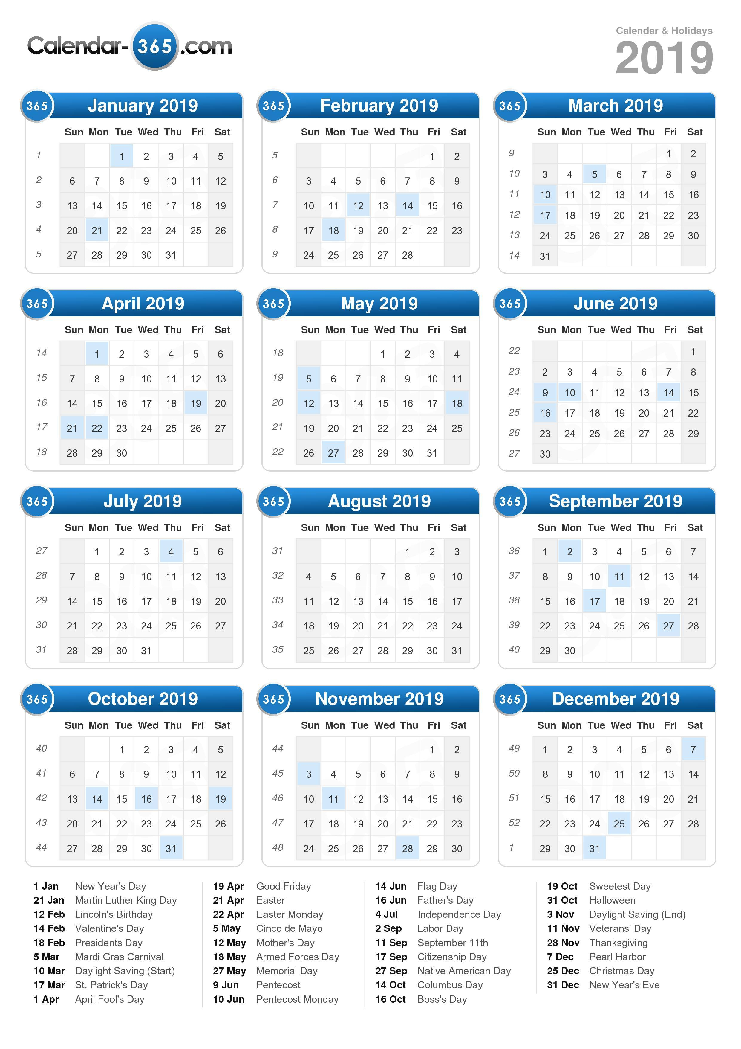 2020 Calendar Date And Time