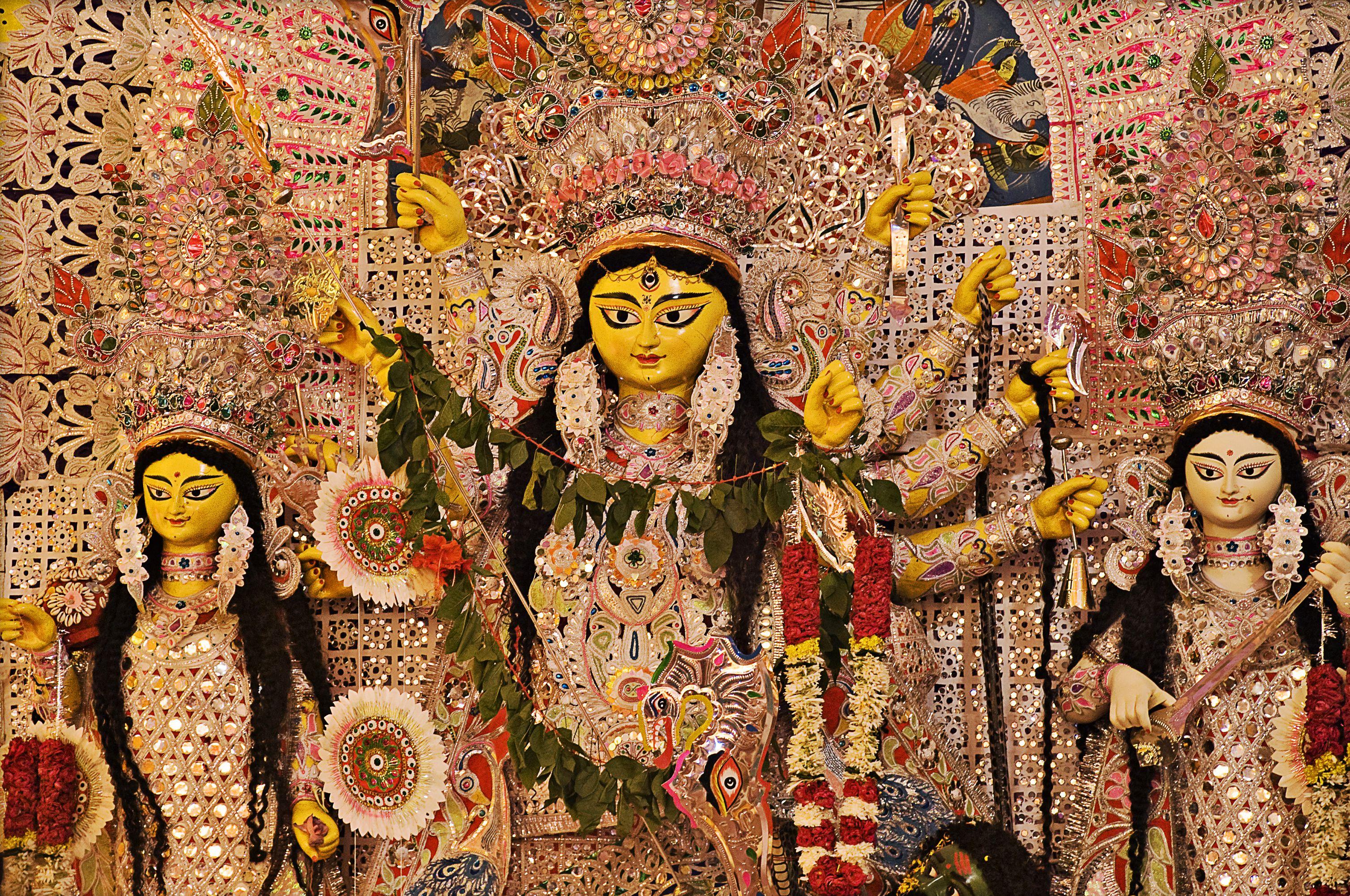 2020 Calendar Durga Puja