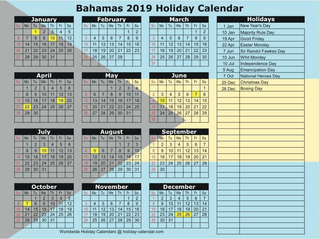 2020 Calendar Ghana – Get Your Calendar Printable