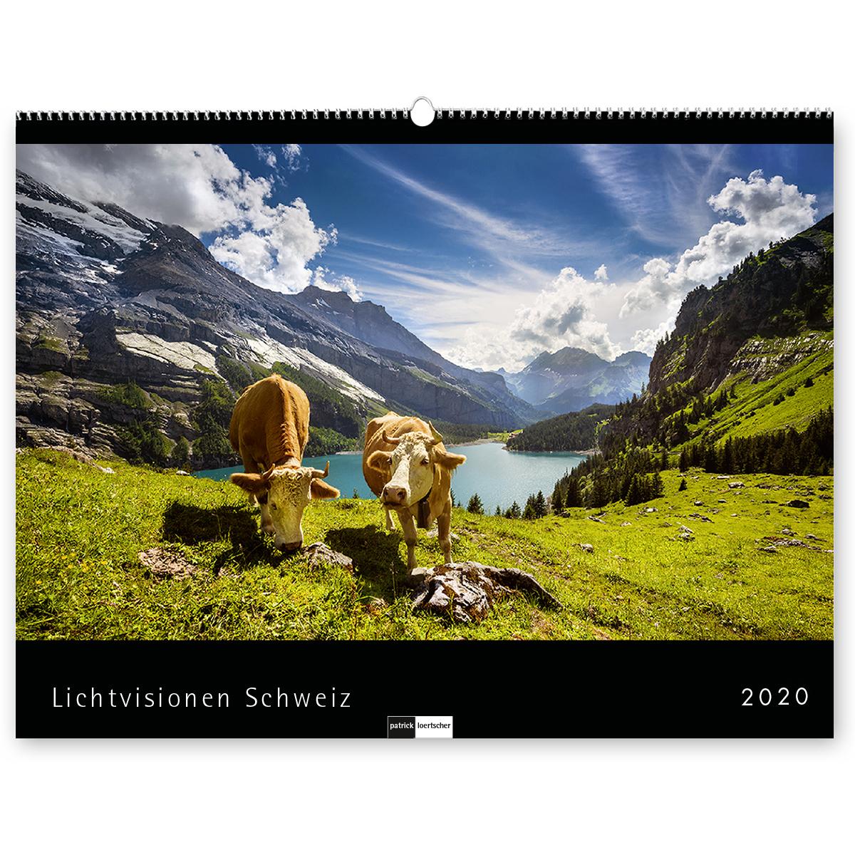 2020 Calendar Switzerland