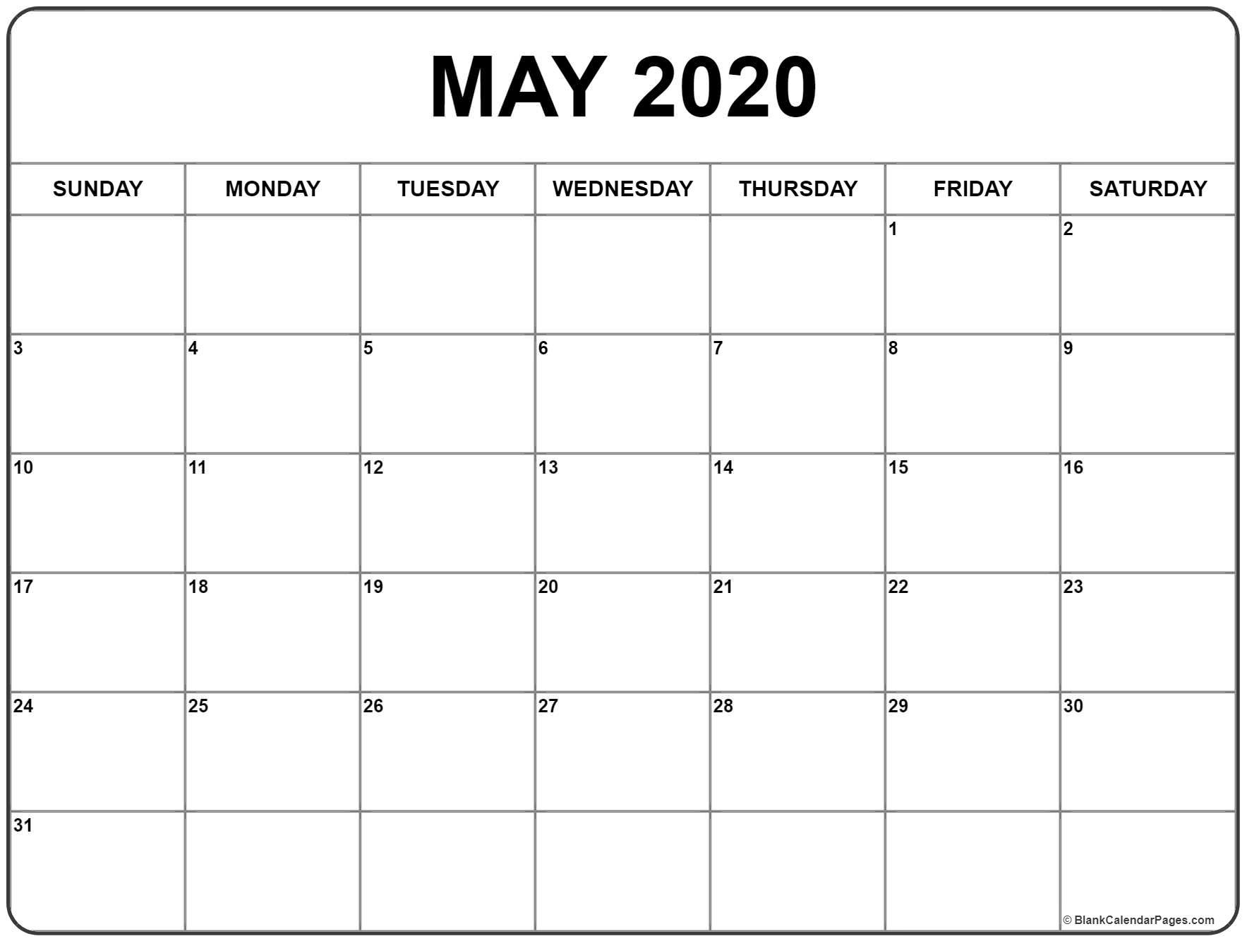 2020 Calendar Victoria