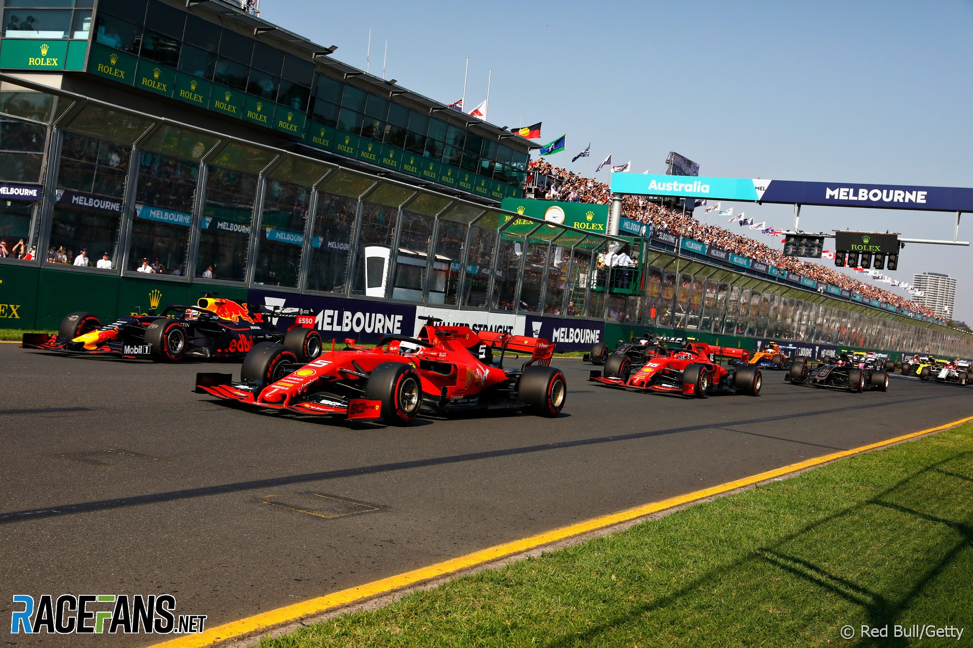 2020 F1 Calendar: Formula 1 Grand Prix Schedule Details - Racefans