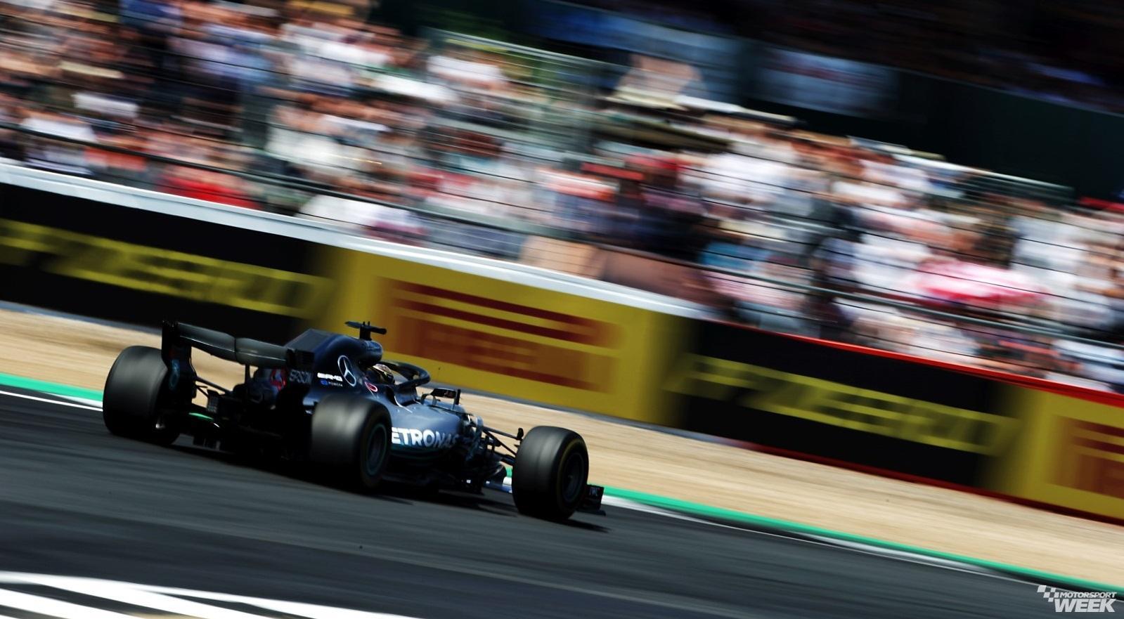 2020 F1 Race Calendar