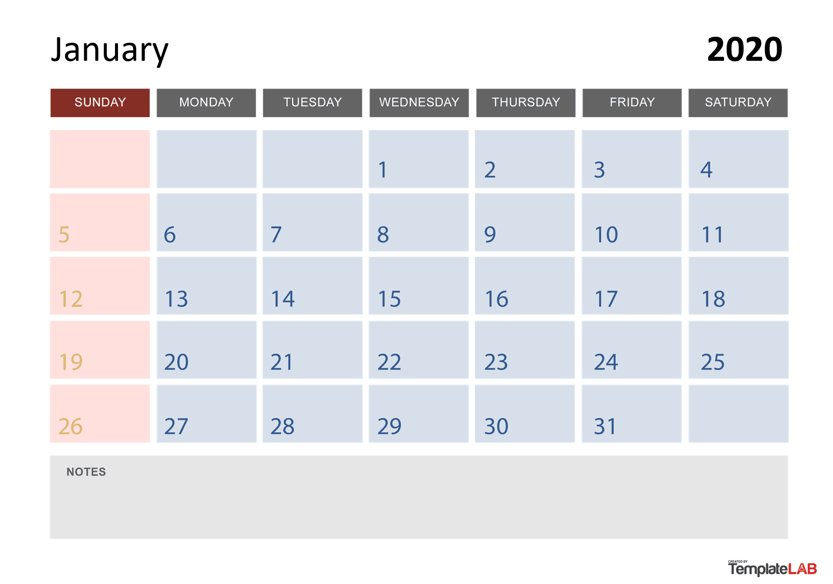 [%2020 Printable Calendars [Monthly, With Holidays, Yearly] ᐅ|2020 Calendar With Notes|2020 Calendar With Notes%]