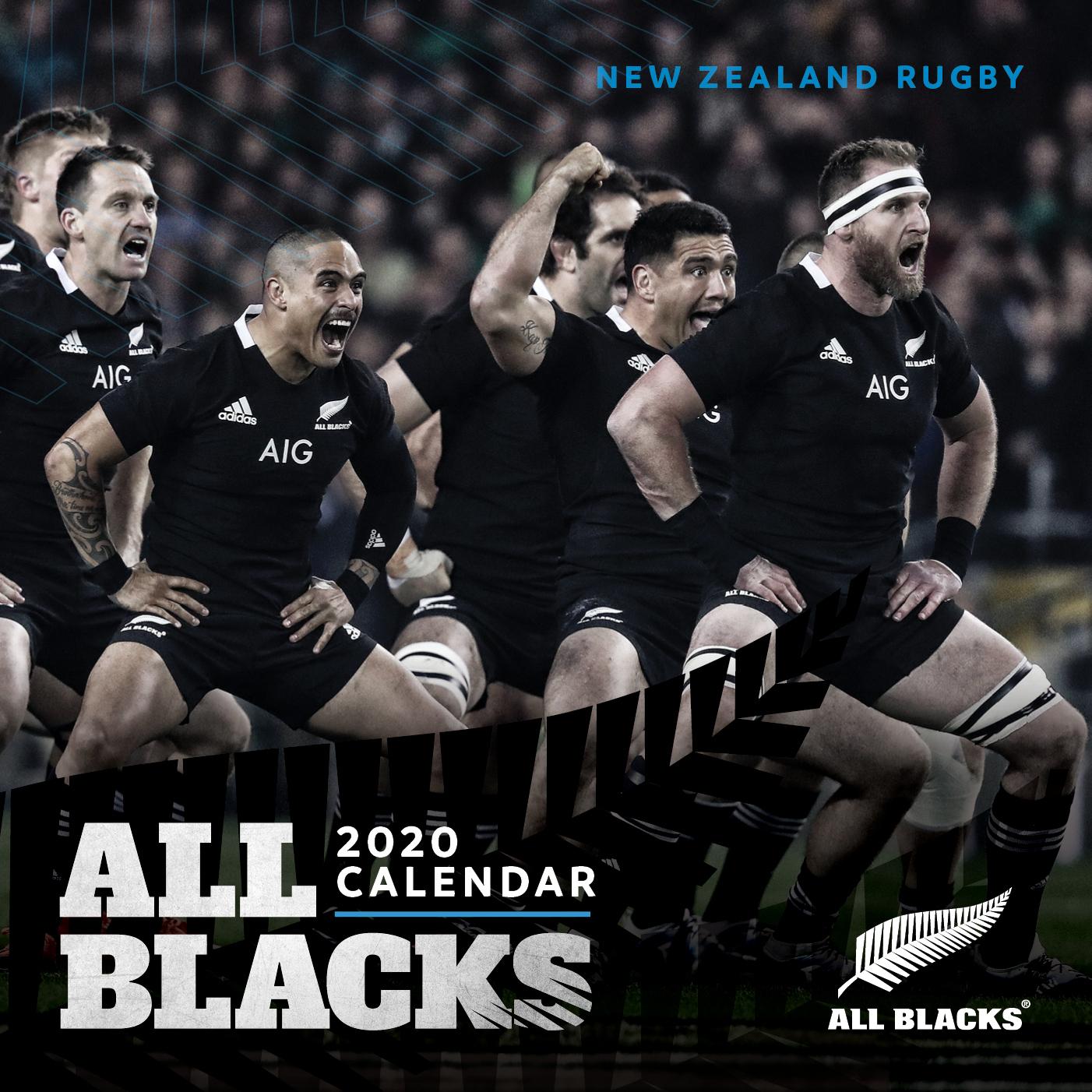 All Blacks 2020 Mini - Browntrout