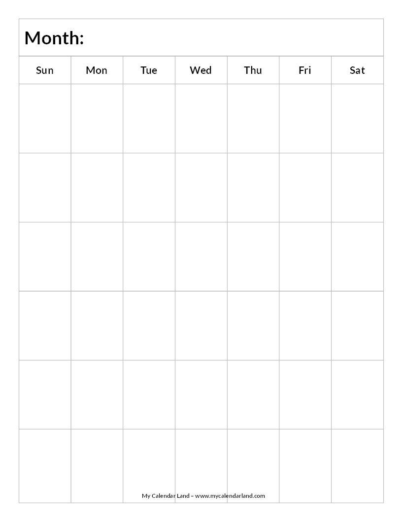 Blank-Calendar-6-Weeks-Portrait-C …