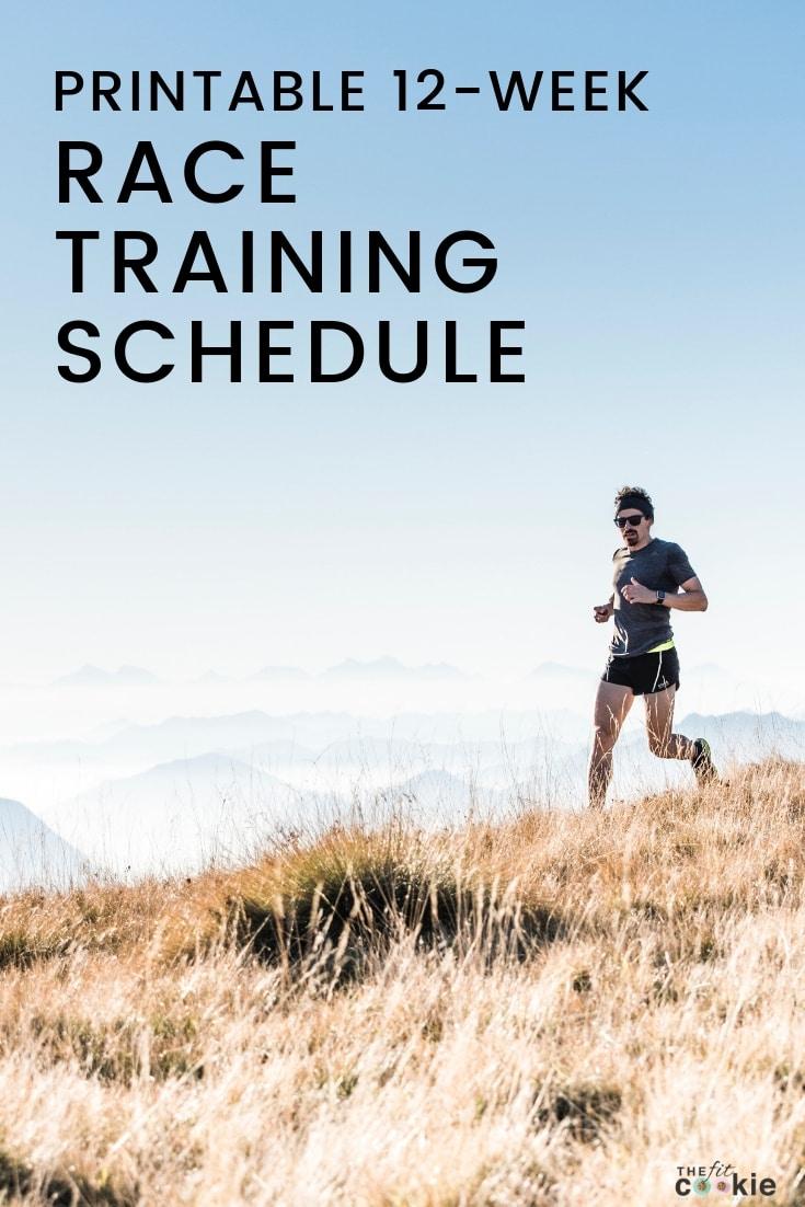 Blank Recreation Calendar