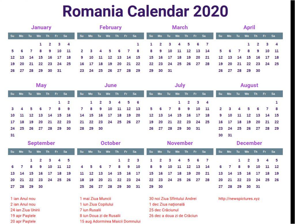 Calendar 2019 Romanesc Calendar Octombrie 2019 Calendarul Romanesc