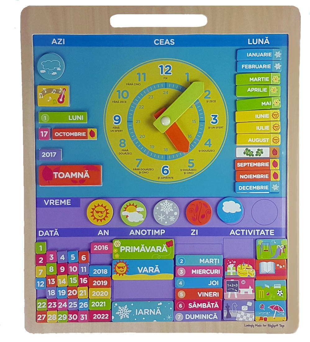 Calendar 2020 In Limba Romana