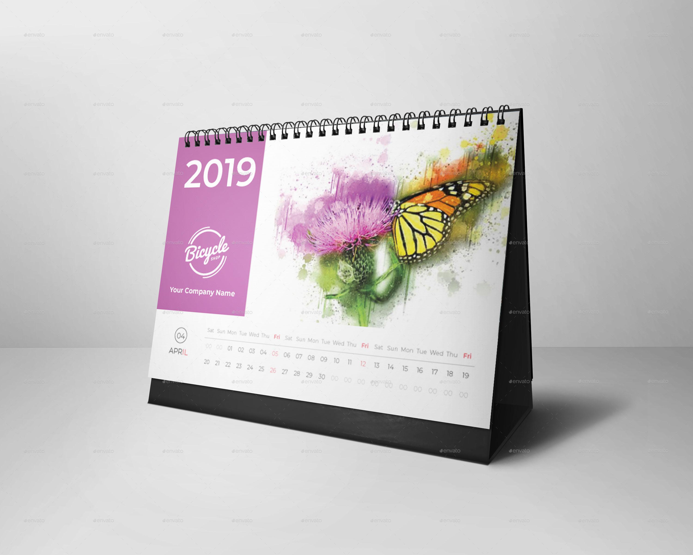 Calendar Blank Frame