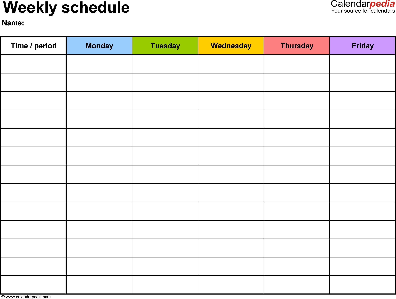 Dashing Blank Calendar Template Elementary School • Printable Blank