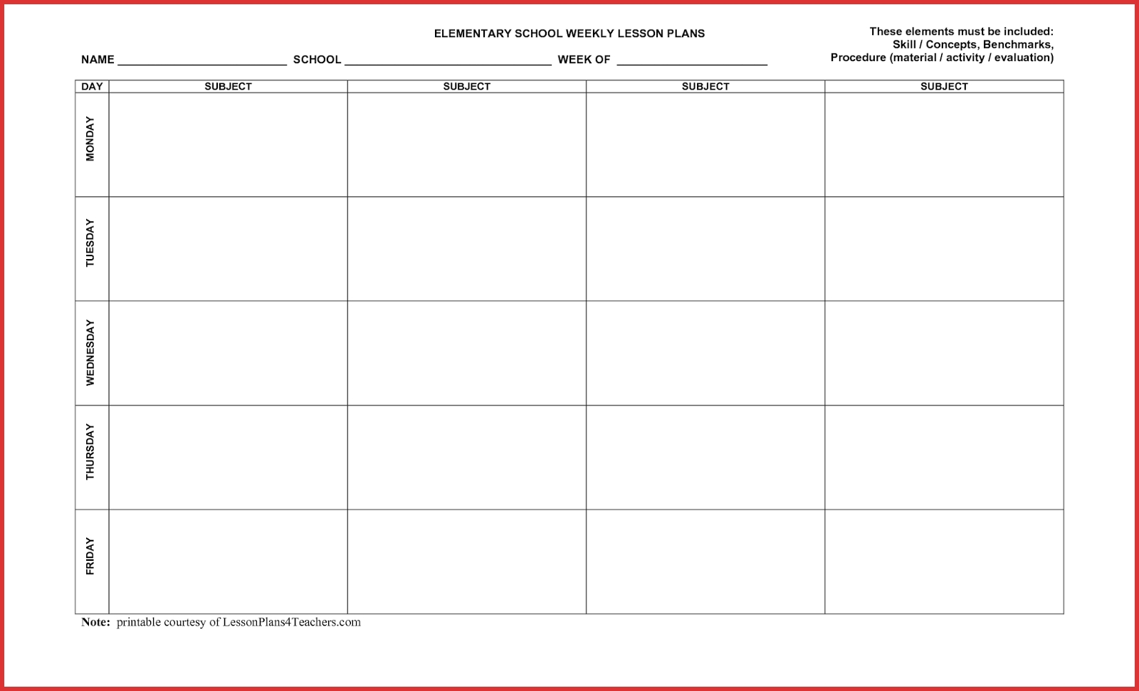Day Weekly Calendar Template E2 80 93 Week Schedule Microsoft Word