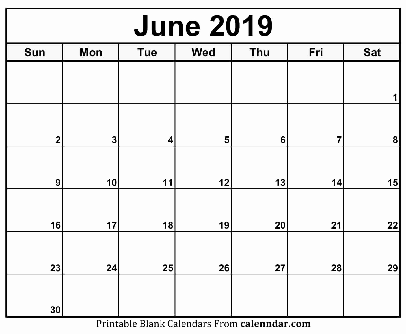 Elegant 32 Design Free Printable Calendars July 2019 Thru June
