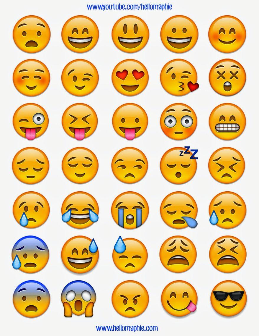 Emoji Templates