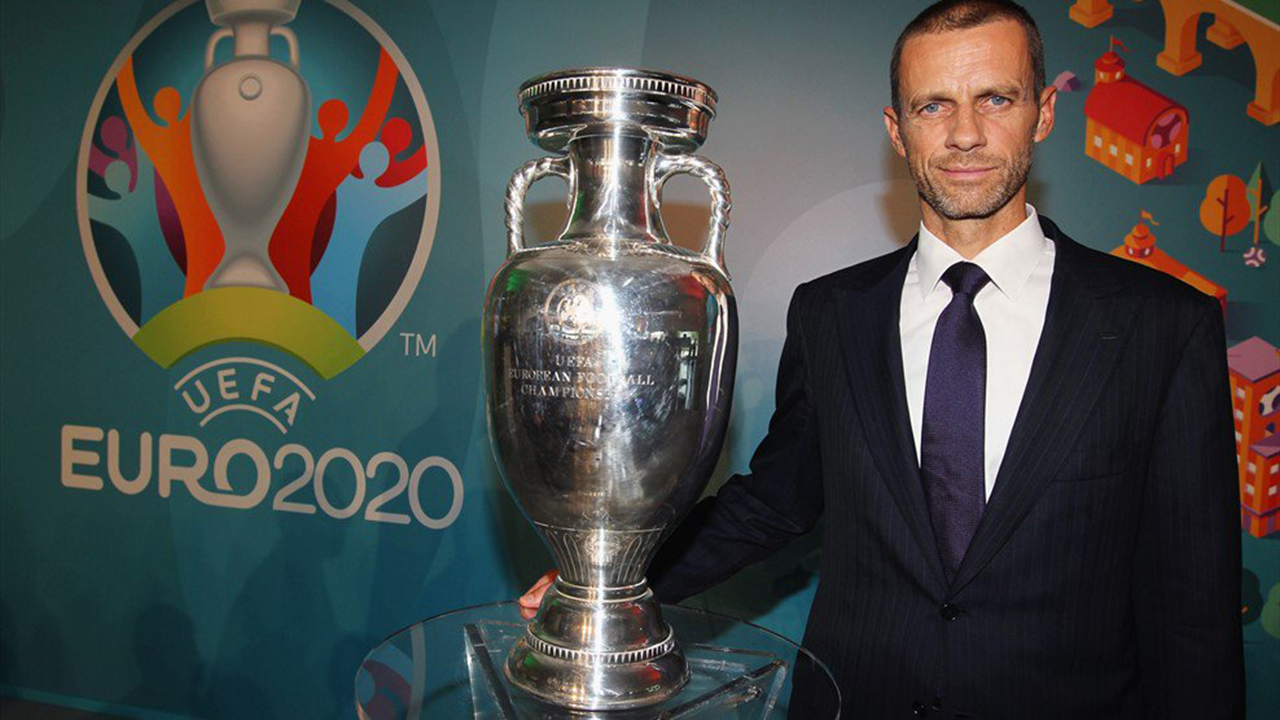 Euro 2020 Draw Offers Unique Incentive For 12 Host Nations