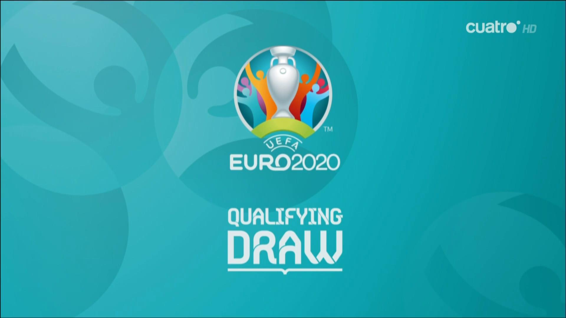 Euro 2020 Qualifying Calendar
