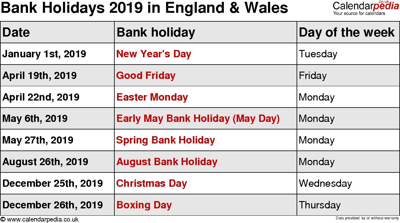 Extraordinary 2020 Holiday Calendar Karnataka • Printable Blank