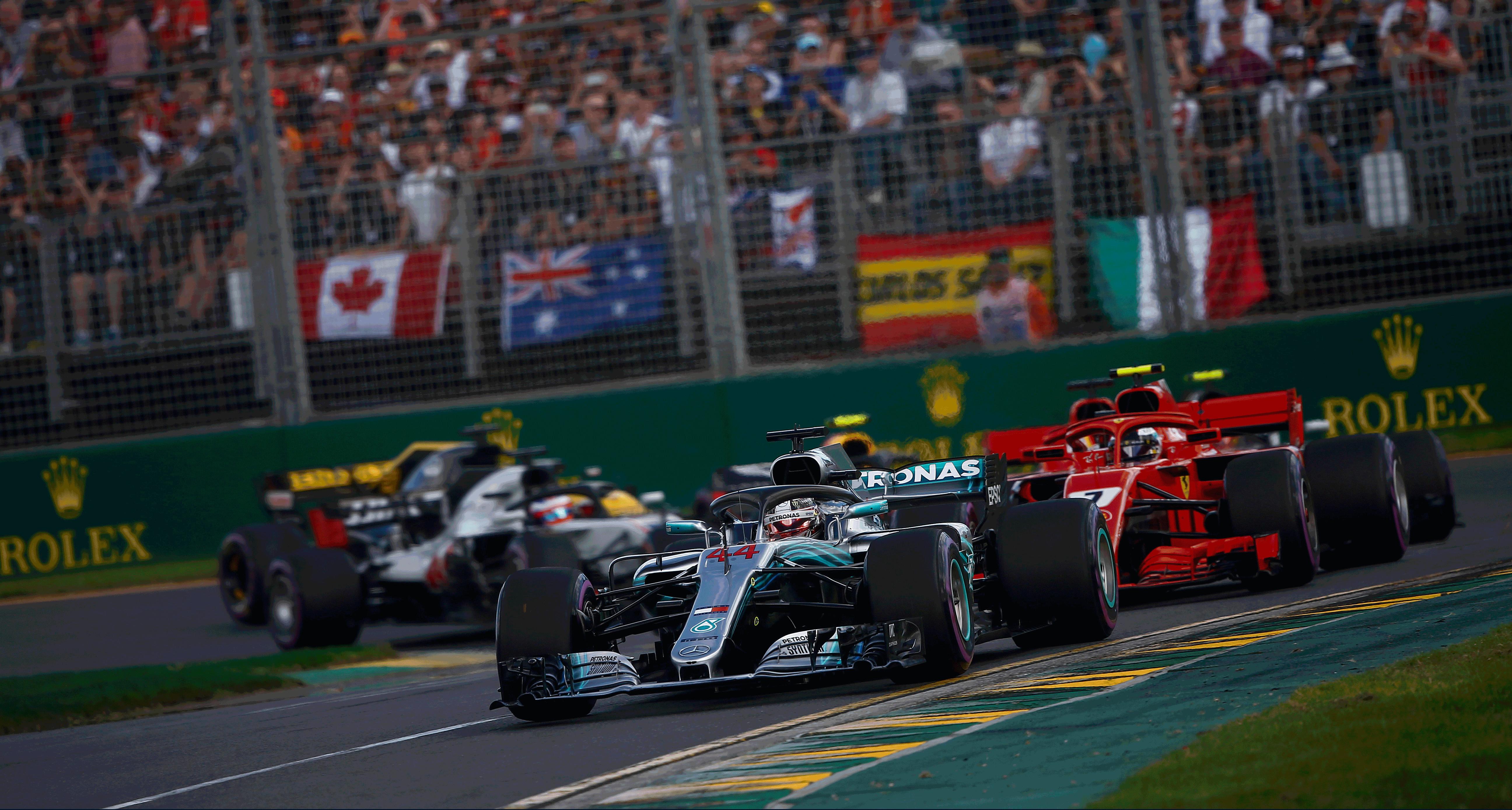 Formula 1® Australian Grand Prix