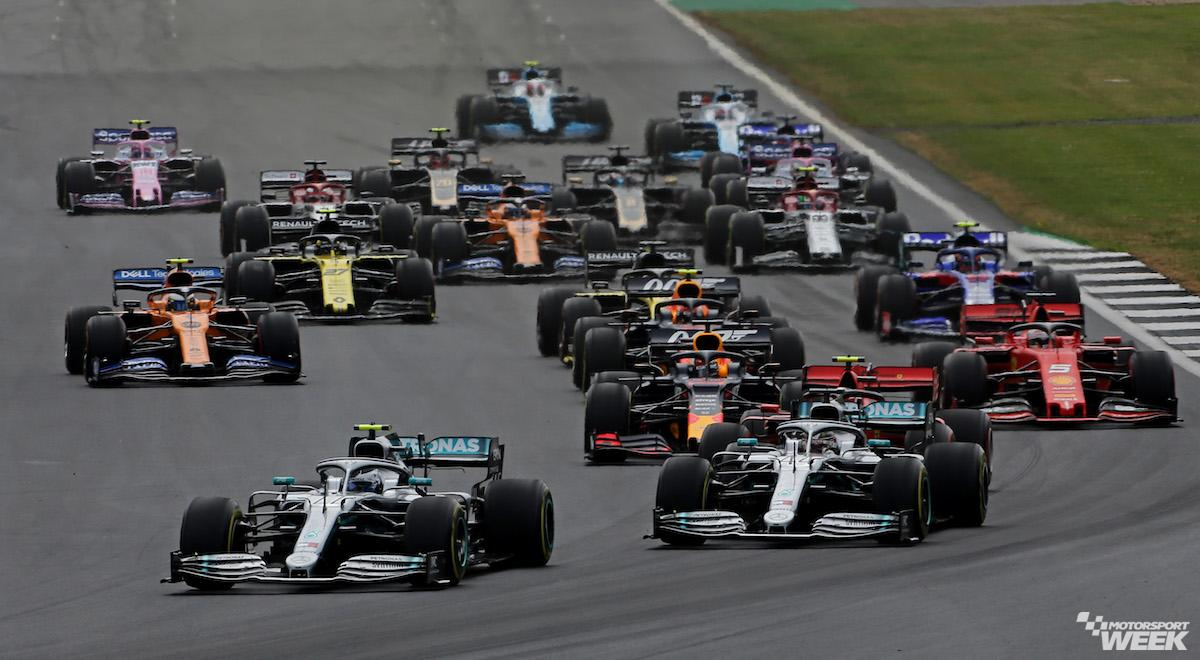 Formula 1: Formula 1 Set For Record 22-Race 2020 Calendar