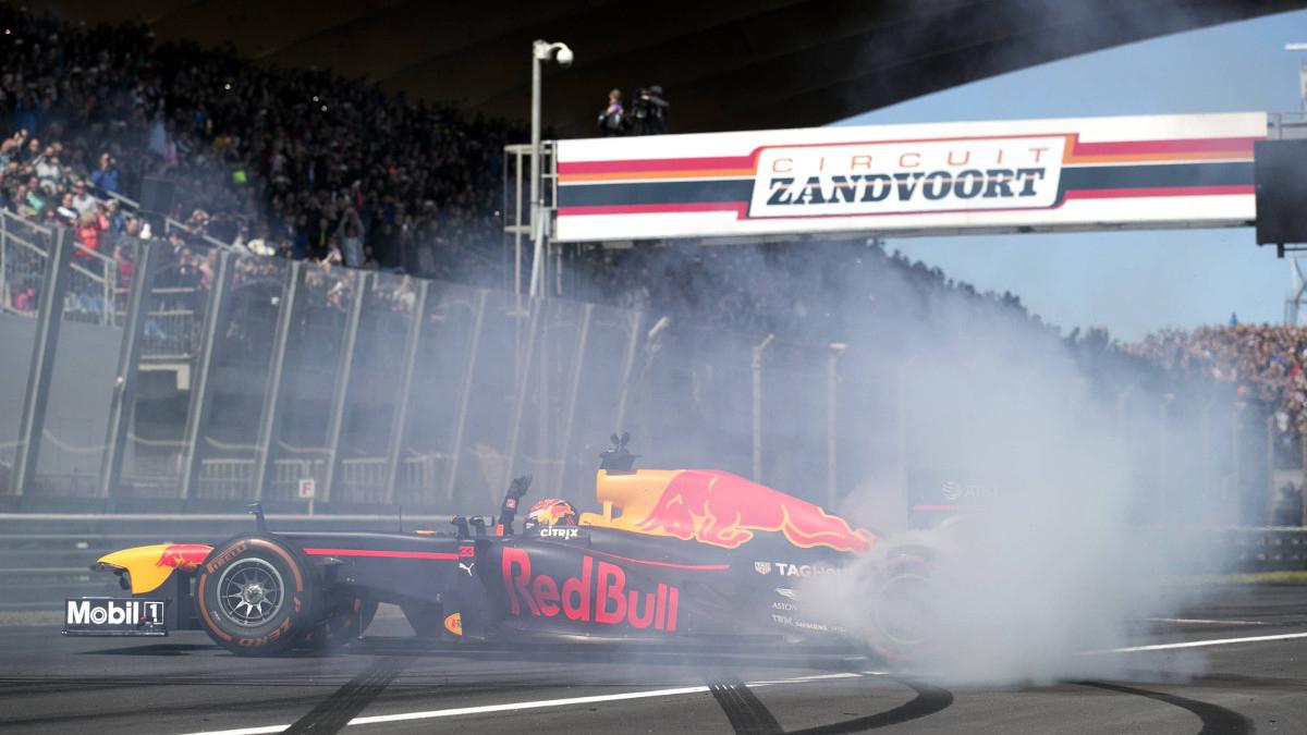 Formula 1 Returns To Zandvoort Beginning 2020