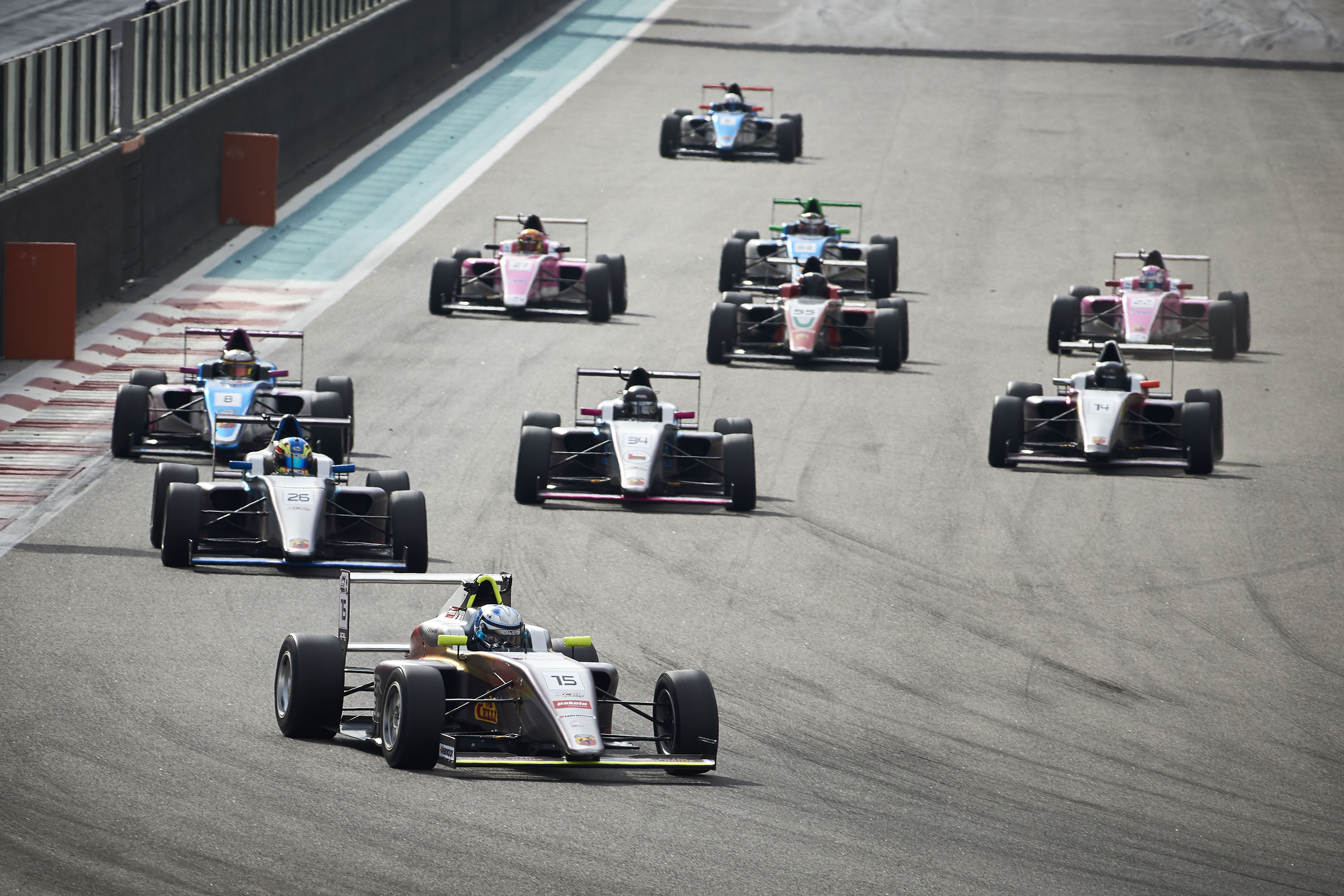 Formula 4 Uae - 2020 F4Uae Calendar Confirms Maiden Formula 1® Support