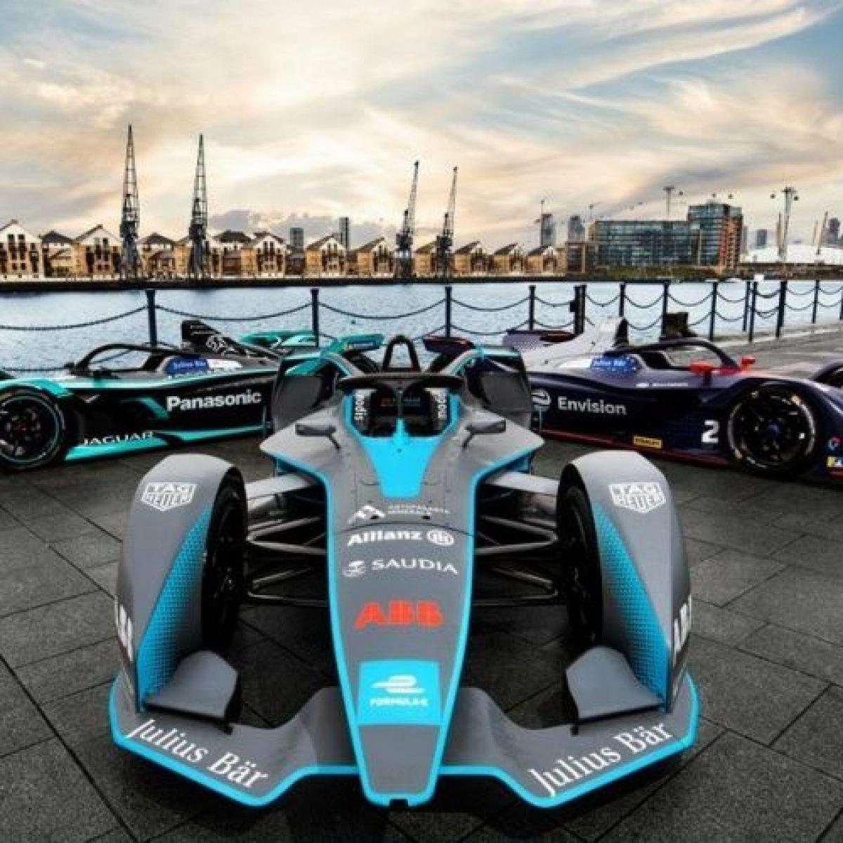 Formula E 2020 Calendar