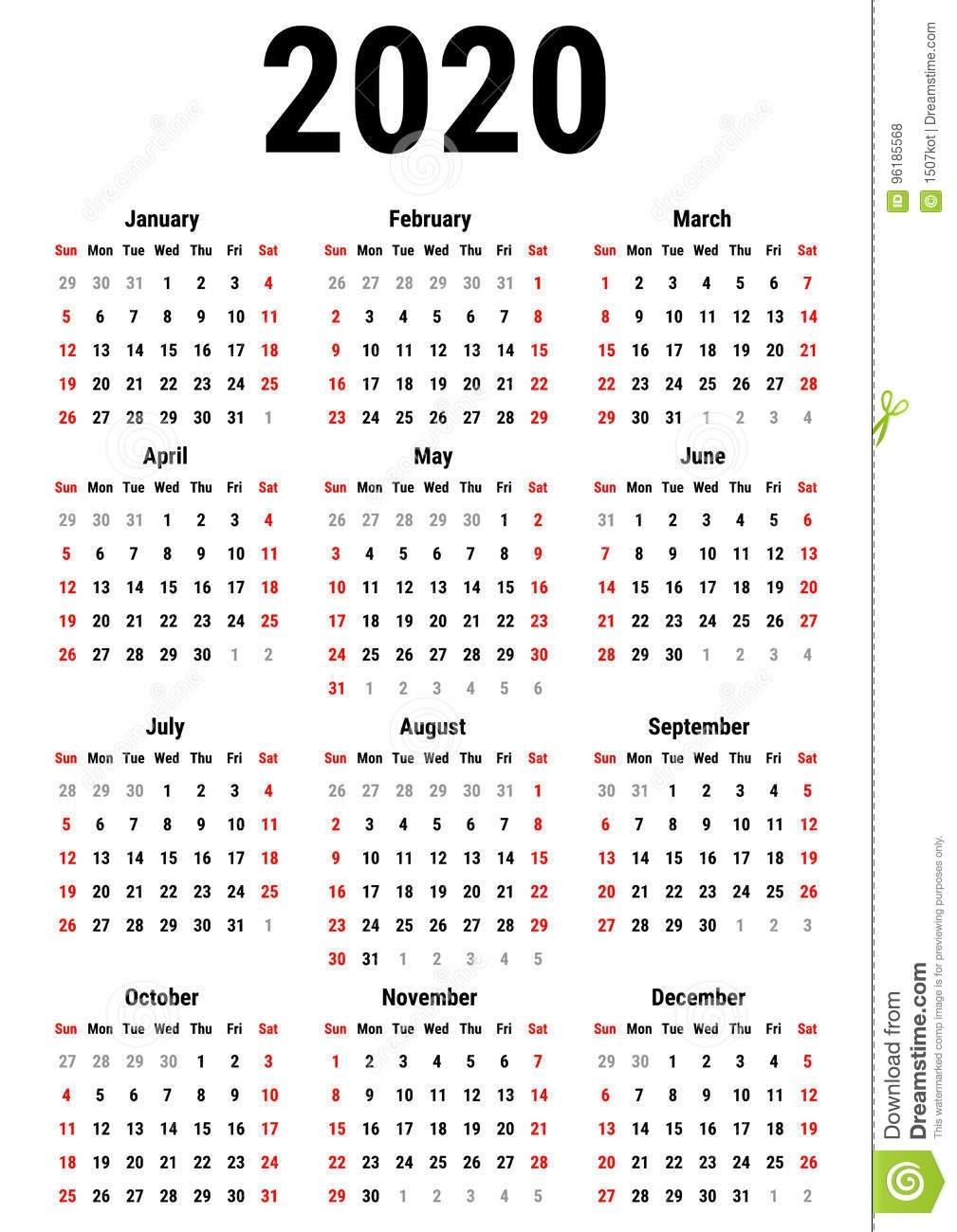 Incredible September 8 2020 Calendar • Printable Blank Calendar Template