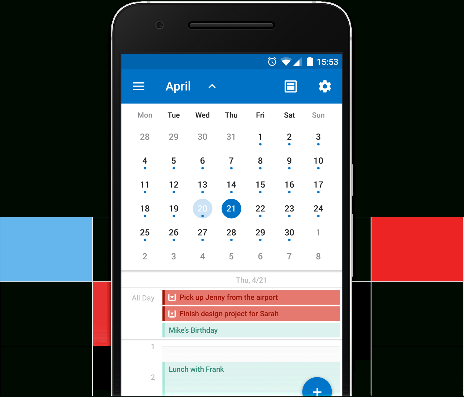 Introducing The Wunderlist Calendar App For Outlook On Iphone, Ipad