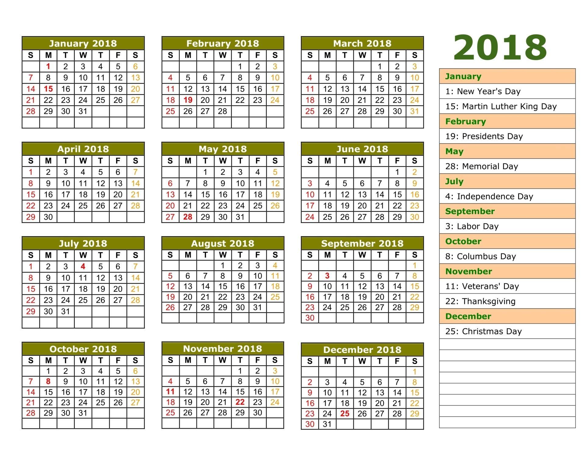 Islamic Calendar 2018, Hijri Calendar 2018