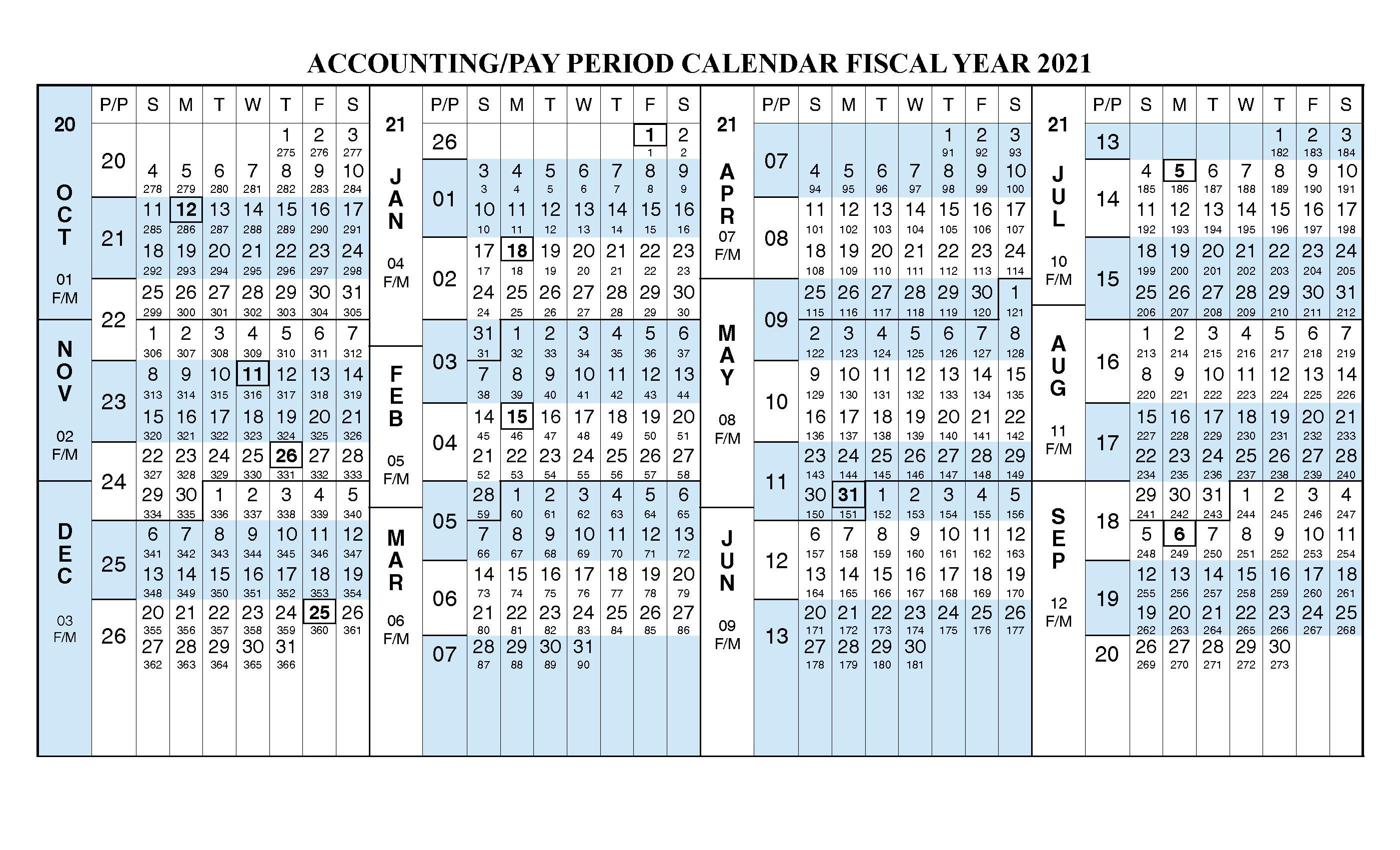 [%Payroll Calendar 2021 Fiscal Year Calendar [ Oct 2020 - Sep 2021|2020 Fiscal Year Calendar|2020 Fiscal Year Calendar%]