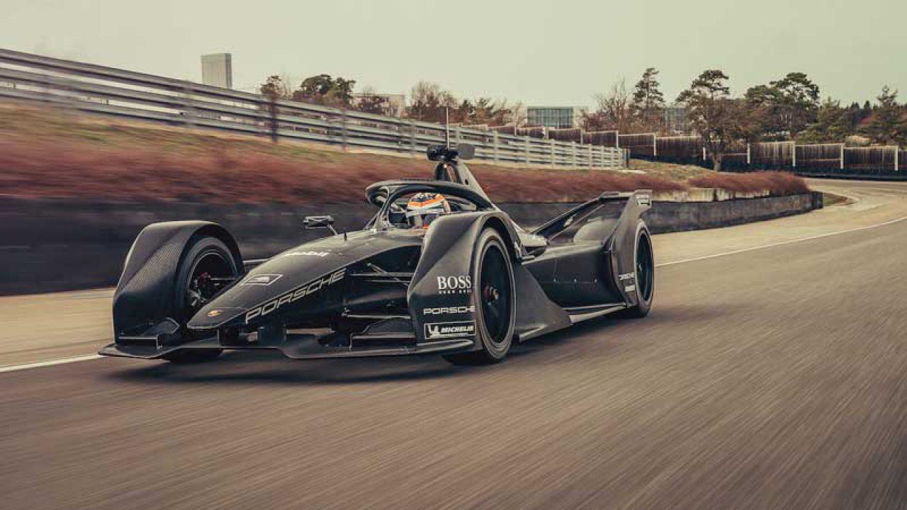 Porsche And Mercedes-Benz Race Into Next Formula E Season