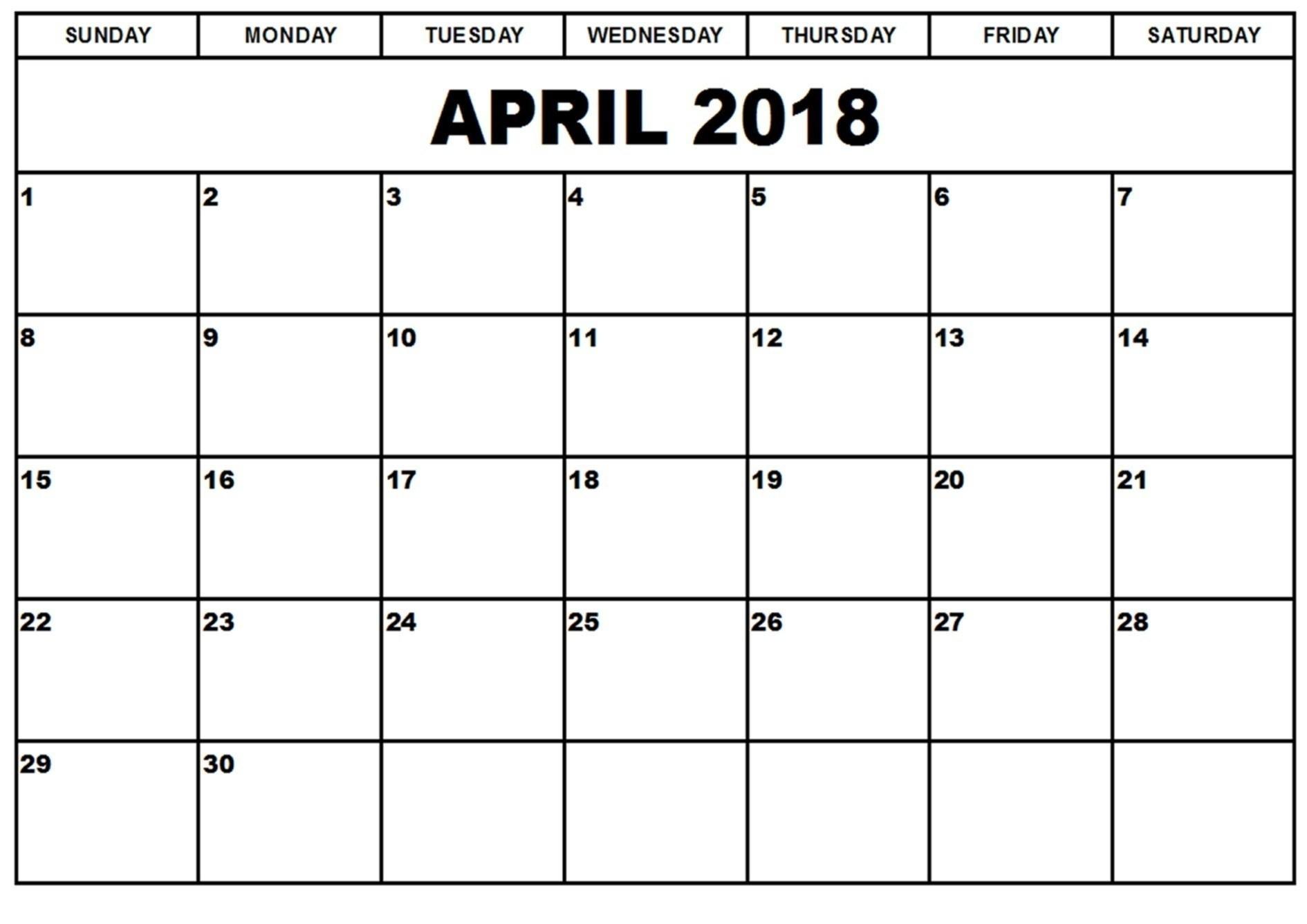 Printable Calendar In Google Docs
