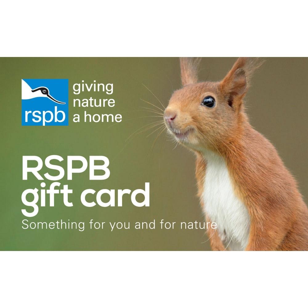 Rspb Gift Cards - Rspb Shop