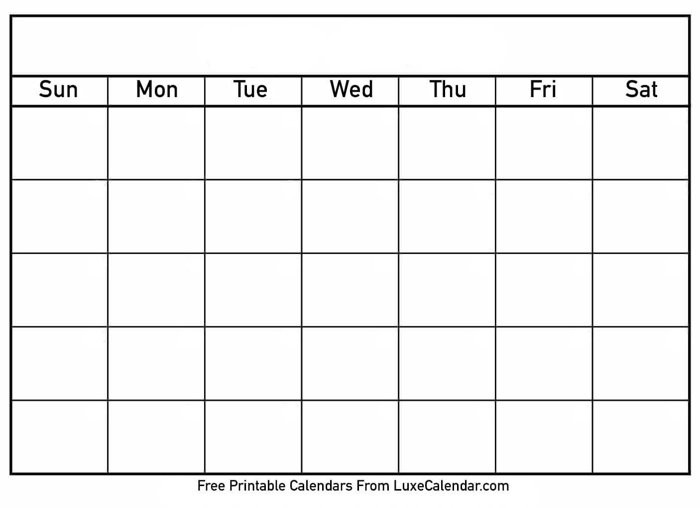 Schedule Template Blank Calendar With S Printable Daily Print For