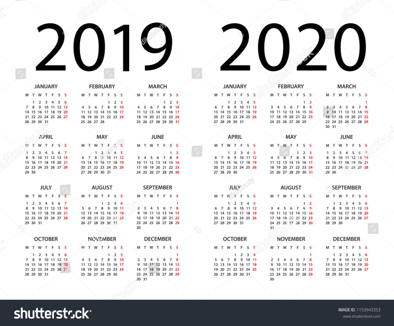 September 8 2020 Calendar