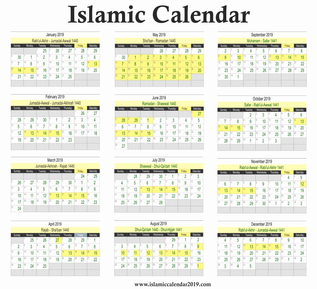Source D'inspiration 38 Design Date Ramadan 2019