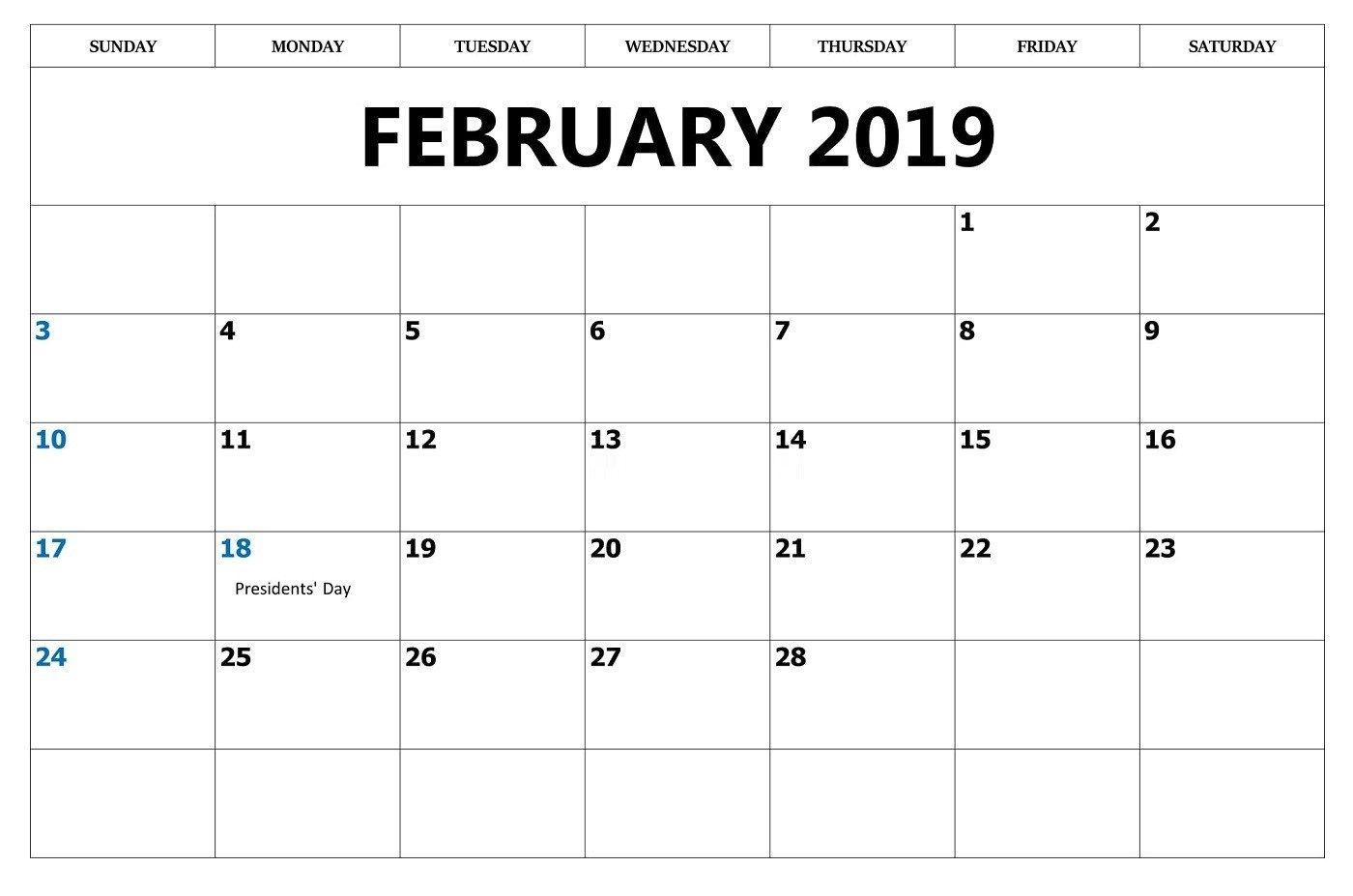 Tamil Calendar 2019 February