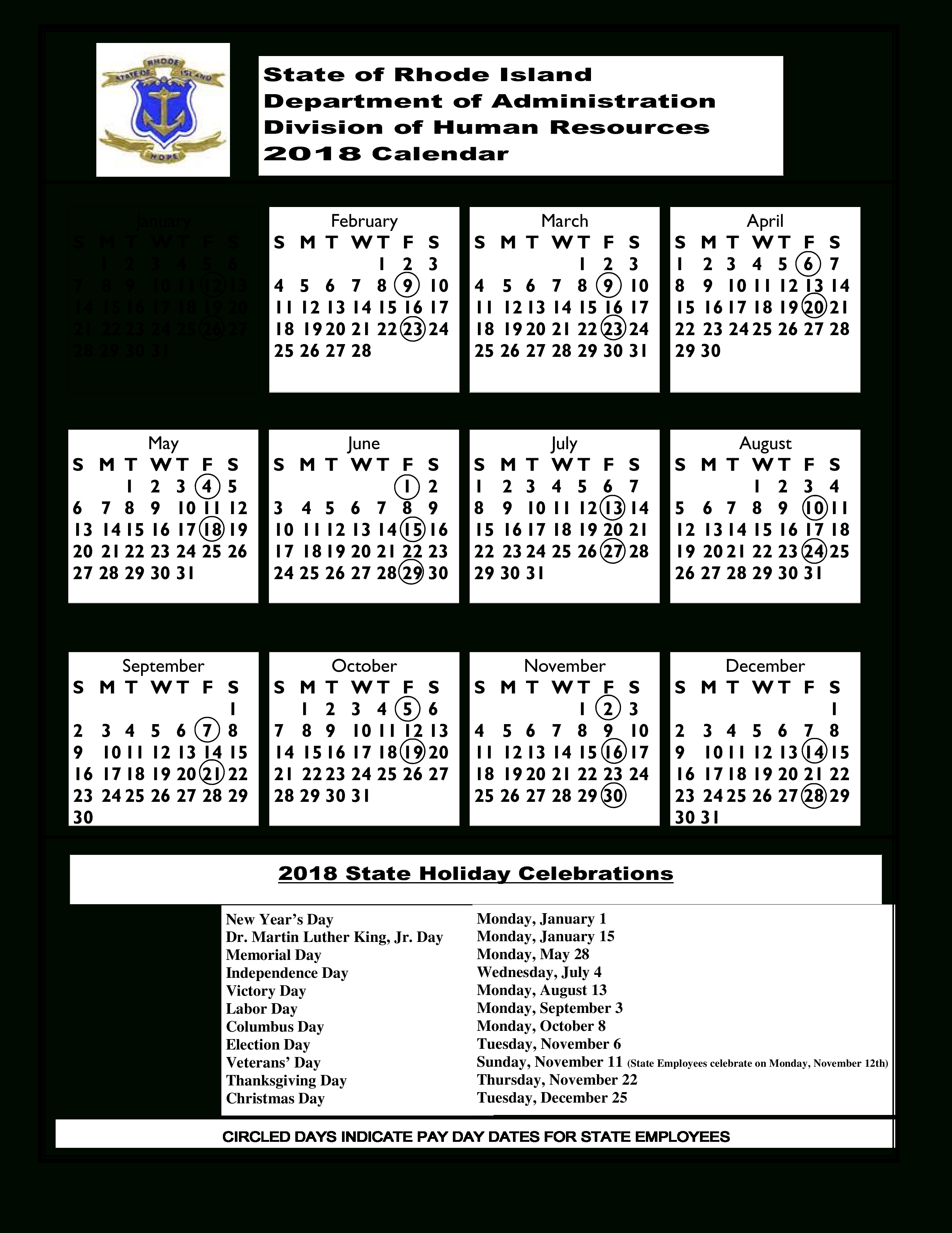 How To Create A 2019 Holiday Calendar? Download This 2019