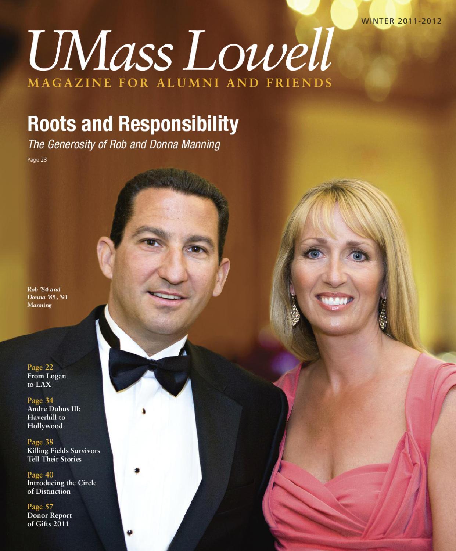 Umass Lowell Magazine For Alumni And Friendsumass Lowell