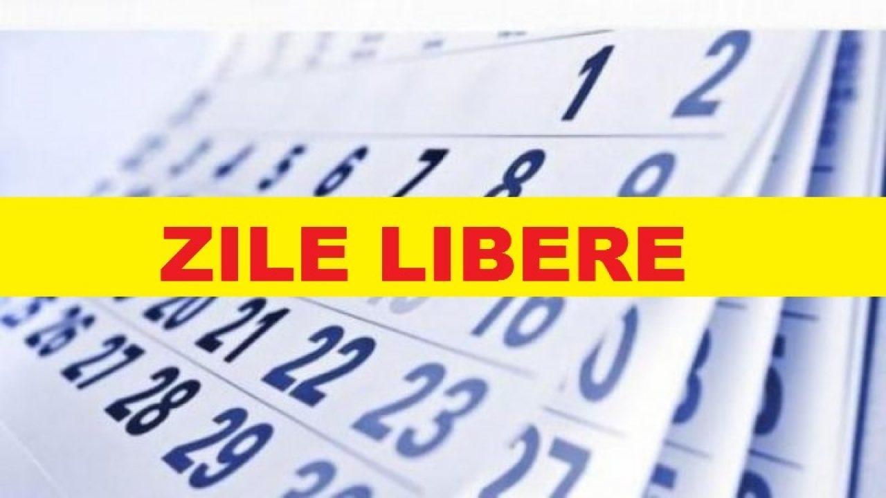 Zile Libere 2020. Câte Minivacanțe Ar Putea Avea Românii