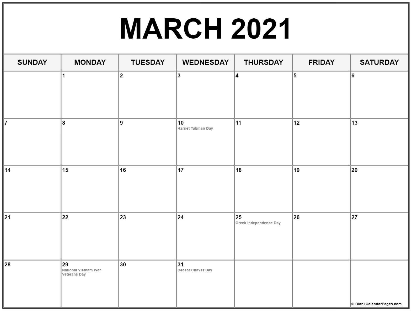 2021 Calendar Canada With Holidays