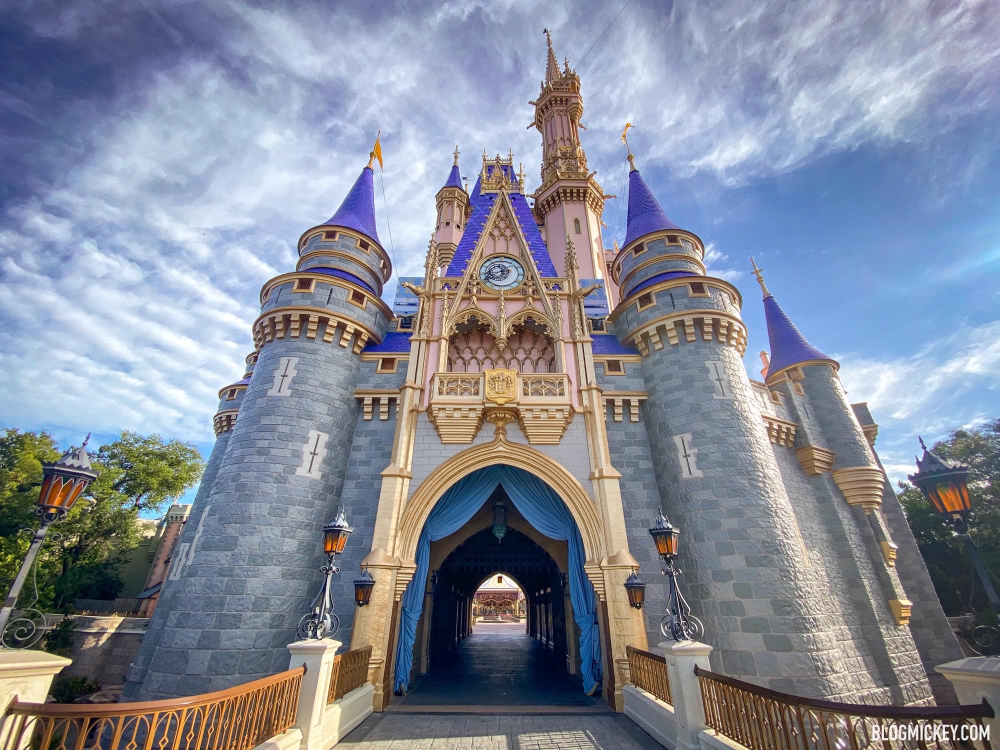2021 Disney World Rides At Each Park