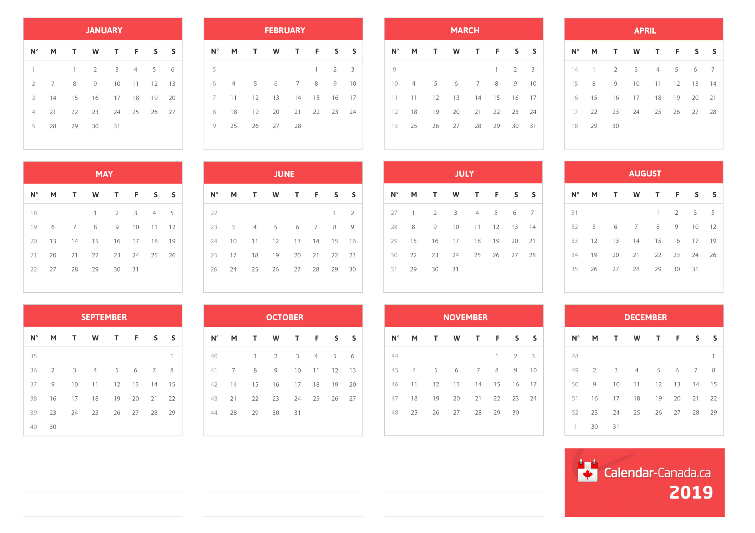 2021 Holidays Canada - Statutory, National & Local Holidays
