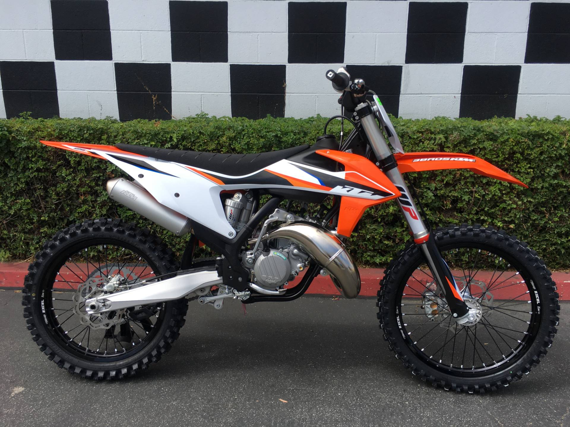2021 Ktm 125 Sx In Costa Mesa, California