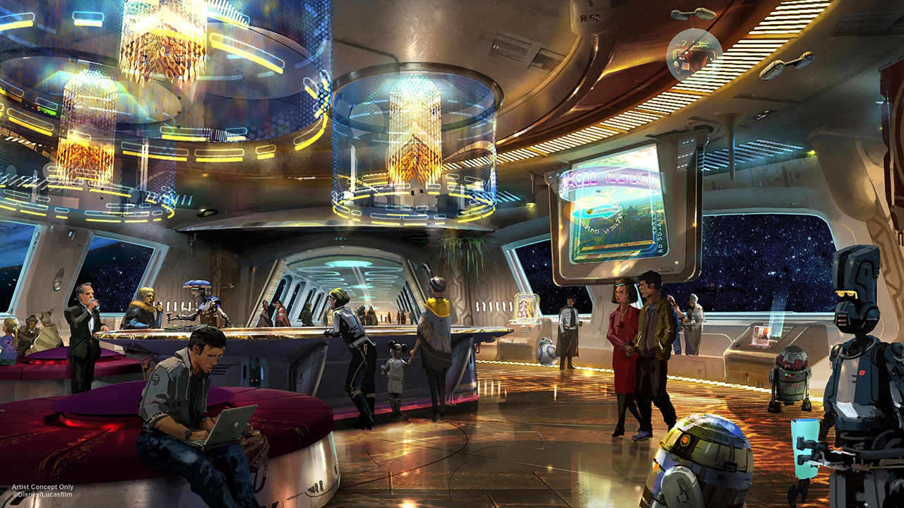 2021 List Of Disney Rides