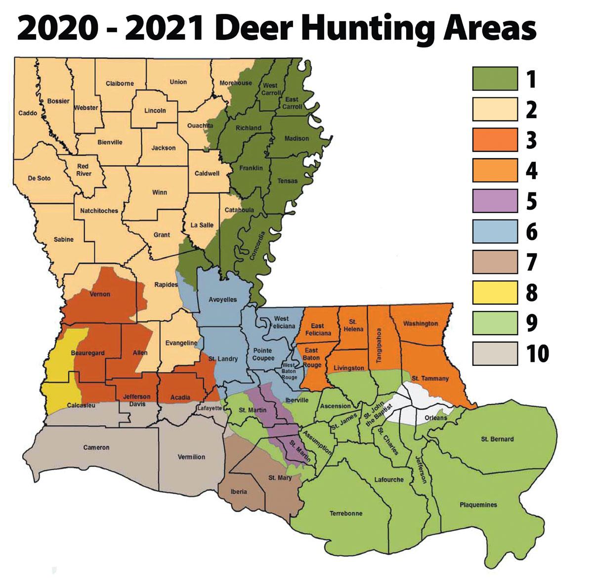 2021 Rut Predictions
