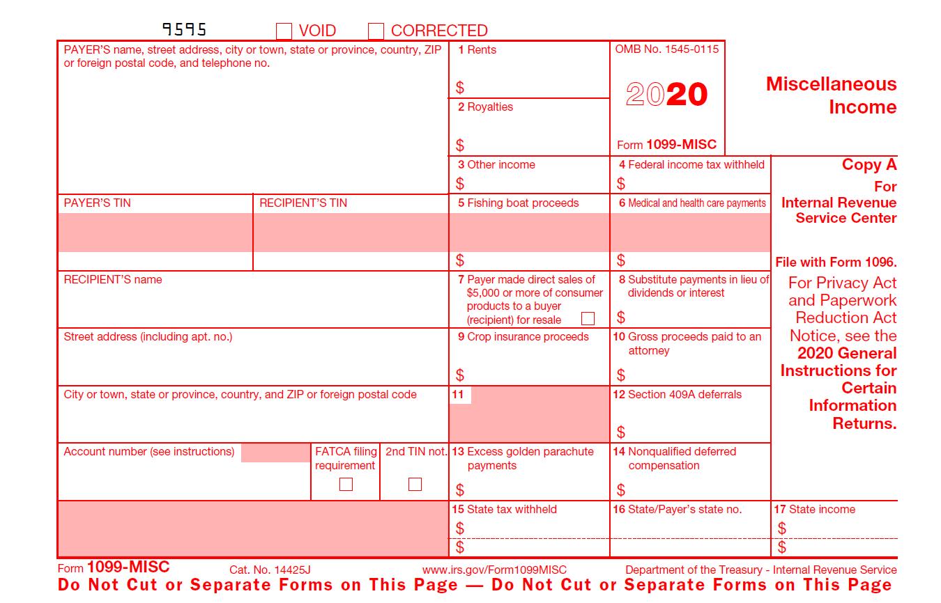 2021 W-9 Form