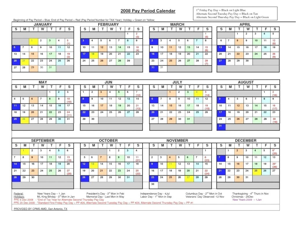 2022 Pay Period Calendar (Page 1) - Line.17Qq